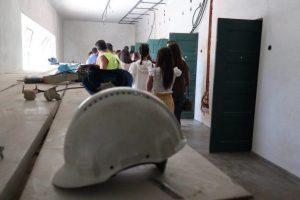 Obras Casa da Juventude
