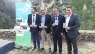 A apresentação pública do passaporte das Serras do Porto com os autarcas de Valongo, Paredes e Gondomar e o Presidente do Turismo do Porto e Norte de Portugal