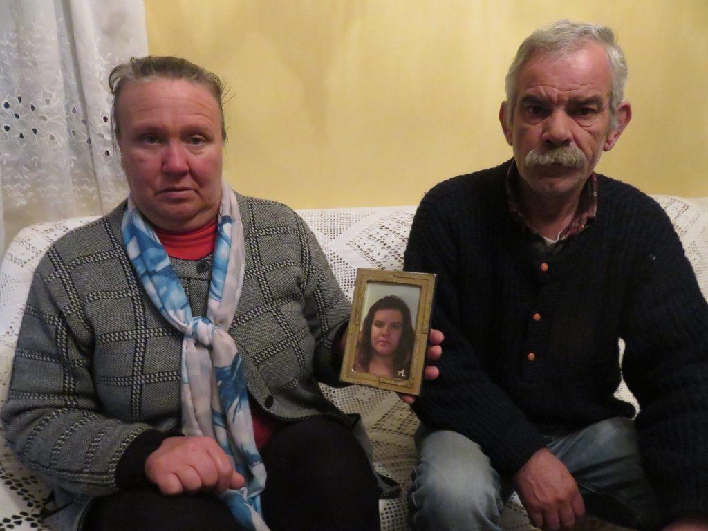 Pais de Sara Moreira não se conformam com a decisão do TR